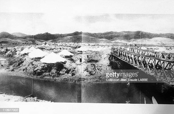 Archives: Dien Bien Phu Battle In Dien Bien Phu, Vietnam In May, 1954-Dien Bien Phu.
