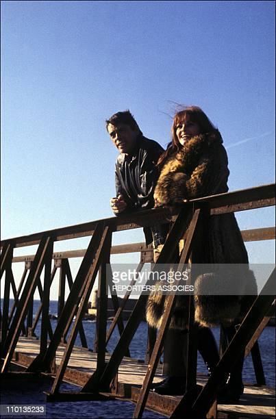 Archives Jacques Brel in France Jacques Brel and Catherine Rouvel