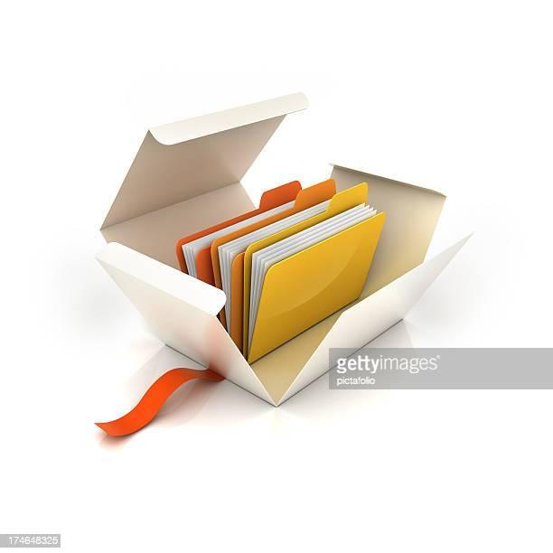 Archiviert Dateien