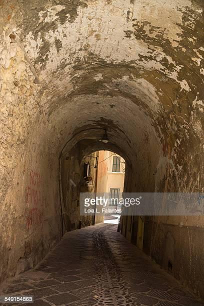 Archway in Cagliari