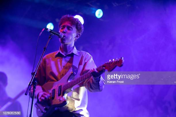 Archy Marshall aka King Krule performs during Electric Picnic 2018 at Stradbally Hall Estate on September 1, 2018 in Dublin, Ireland.
