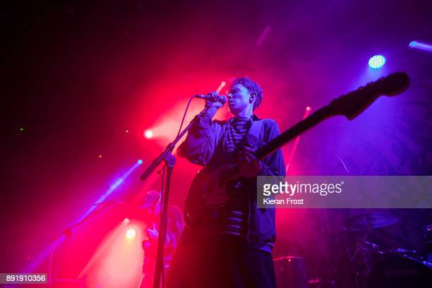 Archy Marshall aka King Krule performs live at The Academy on December 13, 2017 in Dublin, Ireland.