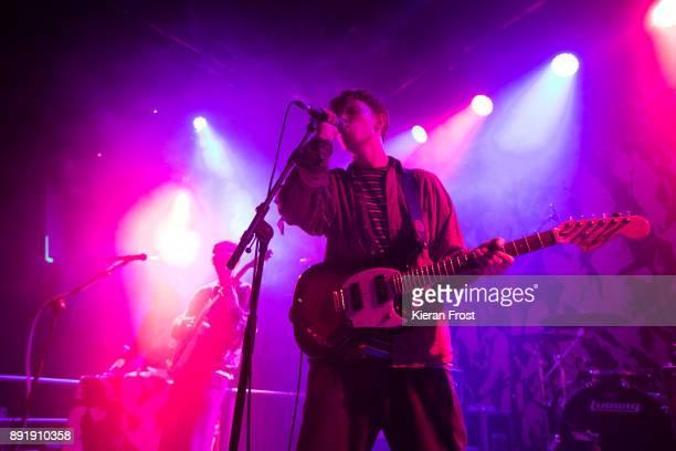 Archy Marshall aka King Krule performs live at The Academy on December 13, 2017 in Dublin, Ireland.