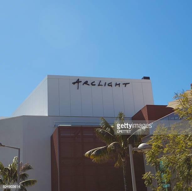 アークライトシネマ - arclight cinemas hollywood ストックフォトと画像