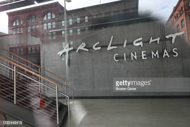 ArcLight Cinemas, which runs a brand-new movie theater at the Hub on Causeway on Causeway Street in Boston and pictured on April 13 said it's not...