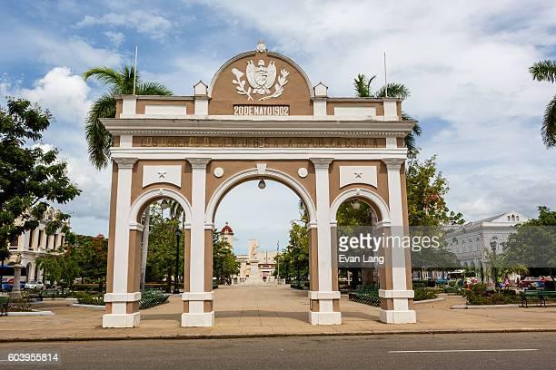 Arco de Triunfo - Cienfuegos, Cuba