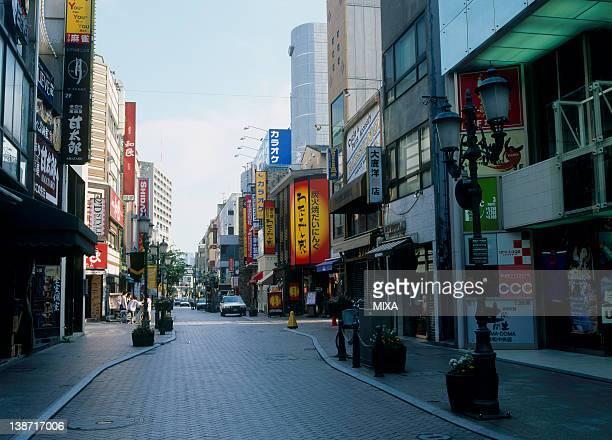 Arco Mall Yurakugai, Hamamatsu, Shizuoka, Japan
