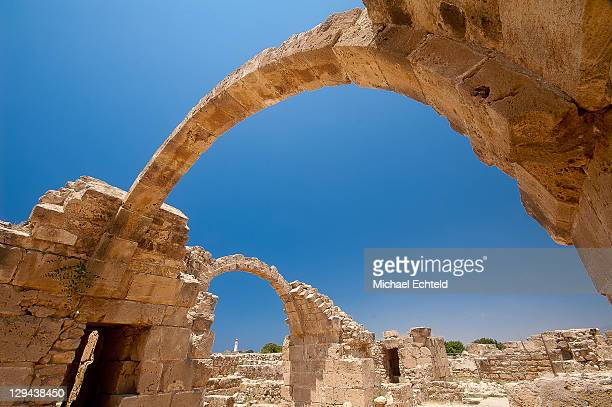 arcs - cyprus island stock pictures, royalty-free photos & images