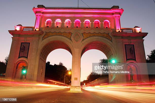 arcs - guadalajara mexico stock pictures, royalty-free photos & images