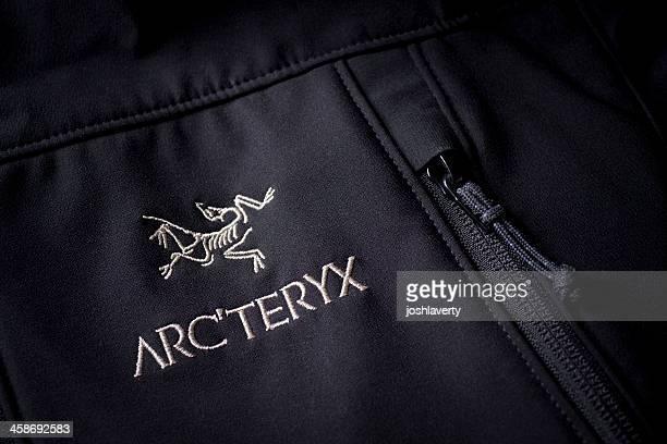 Arcteryx Logo auf Softshell