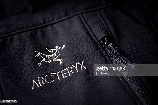 Arcteryx Logo on Softshell