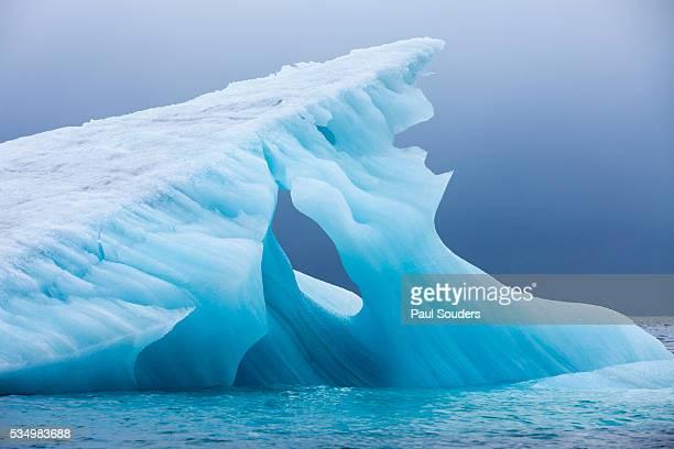 arctic ice, svalbard - スヴァールバル諸島 ストックフォトと画像