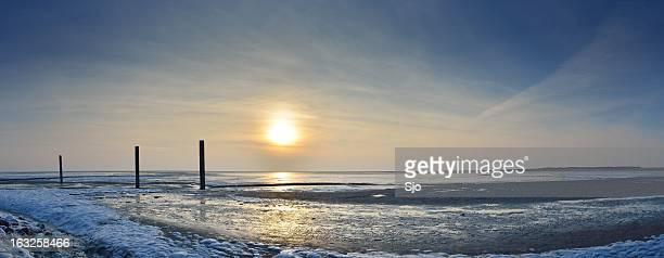 Arctic Landscape Panorama