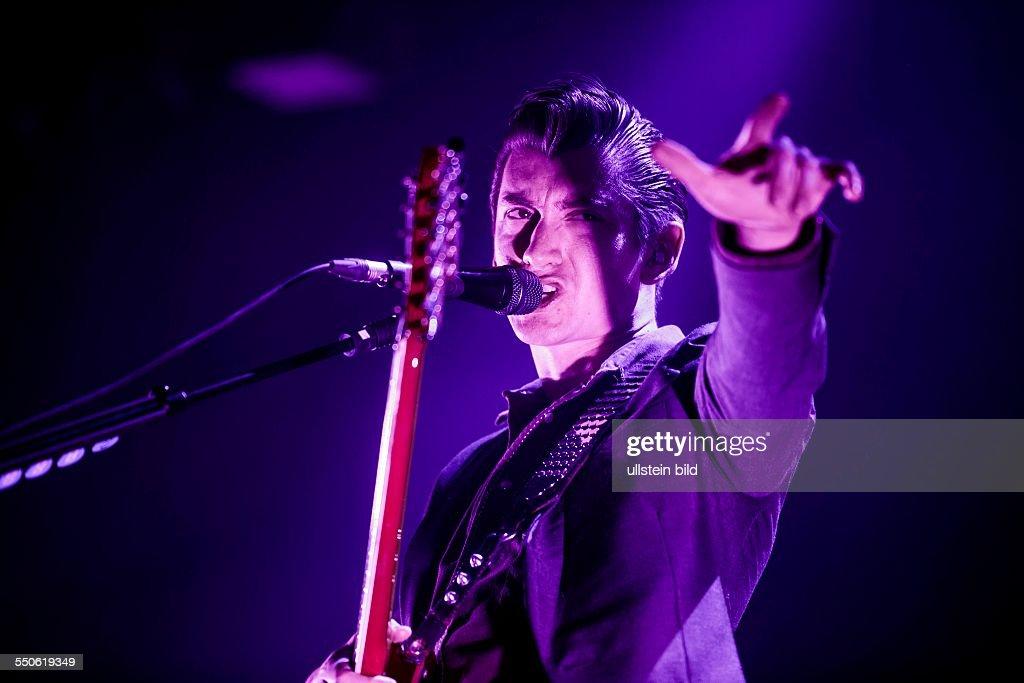 Arctic Monkeys : News Photo