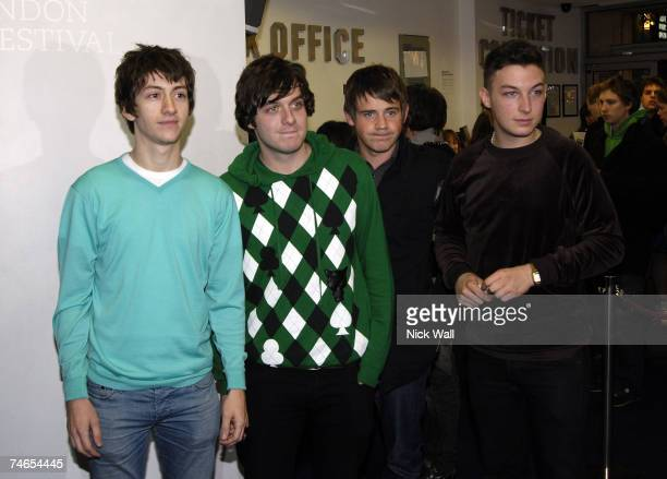 Arctic Monkeys at the This is Englan in London United Kingdom