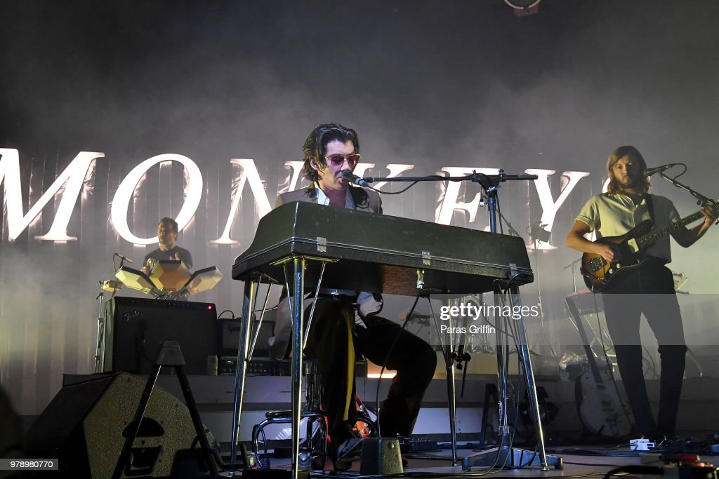 Arctic Monkeys In Concert - Atlanta, Georgia