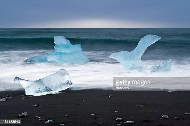 Arctic Ocean Jokulsarlon, Iceland