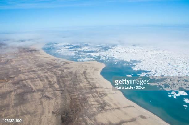 Arctic Sea Ice near Gjoa Haven