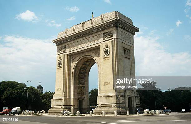 Arcul de triumf bucharest