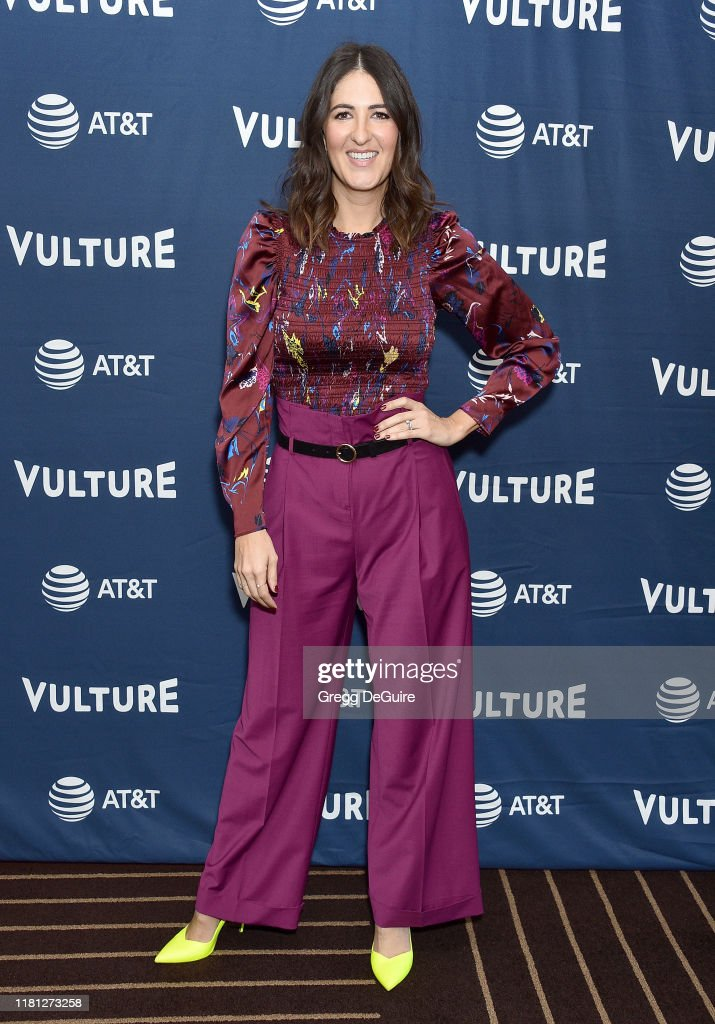 Vulture Festival Los Angeles 2019 - Day 1 : News Photo