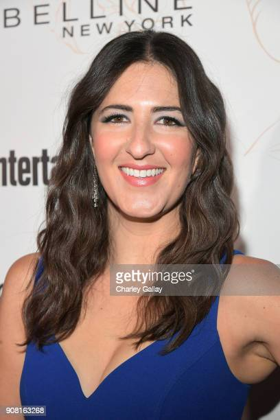 Arcy Carden attends Entertainment Weekly's Screen Actors Guild Award Nominees Celebration sponsored by Maybelline New York at Chateau Marmont on...
