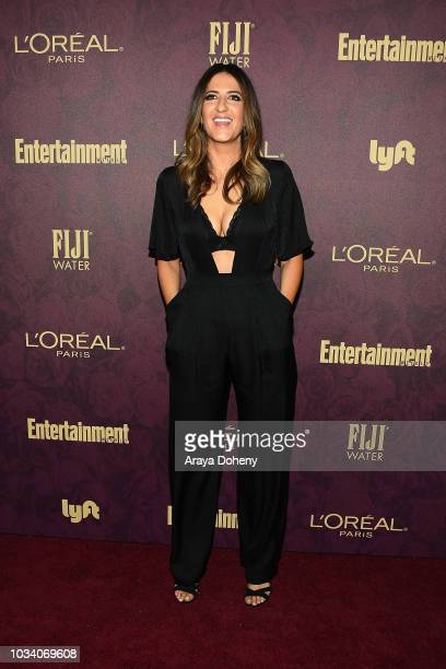 Arcy Carden attends the 2018 PreEmmy Party hosted by Entertainment Weekly and L'Oreal Paris at Sunset Tower Hotel on September 15 2018 in West...