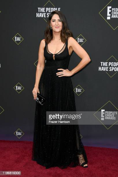 Arcy Carden attends the 2019 E People's Choice Awards at Barker Hangar on November 10 2019 in Santa Monica California