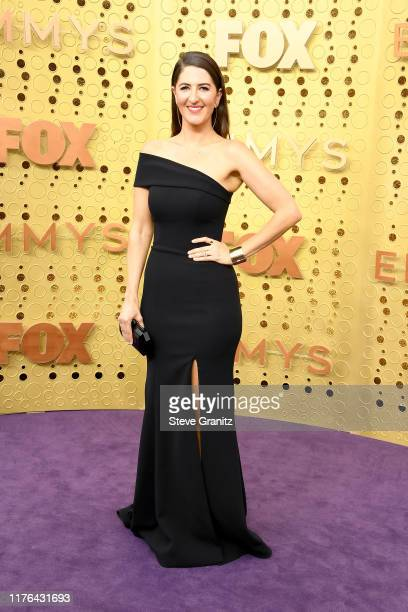 Arcy Carden attends the 71st Emmy Awards at Microsoft Theater on September 22, 2019 in Los Angeles, California.