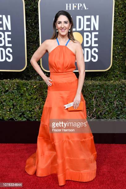 Arcy Carden attends the 76th Annual Golden Globe Awards at The Beverly Hilton Hotel on January 6 2019 in Beverly Hills California
