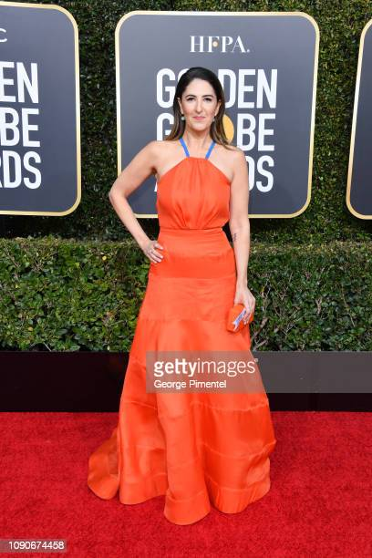 Arcy Carden attends the 76th Annual Golden Globe Awards held at The Beverly Hilton Hotel on January 06 2019 in Beverly Hills California
