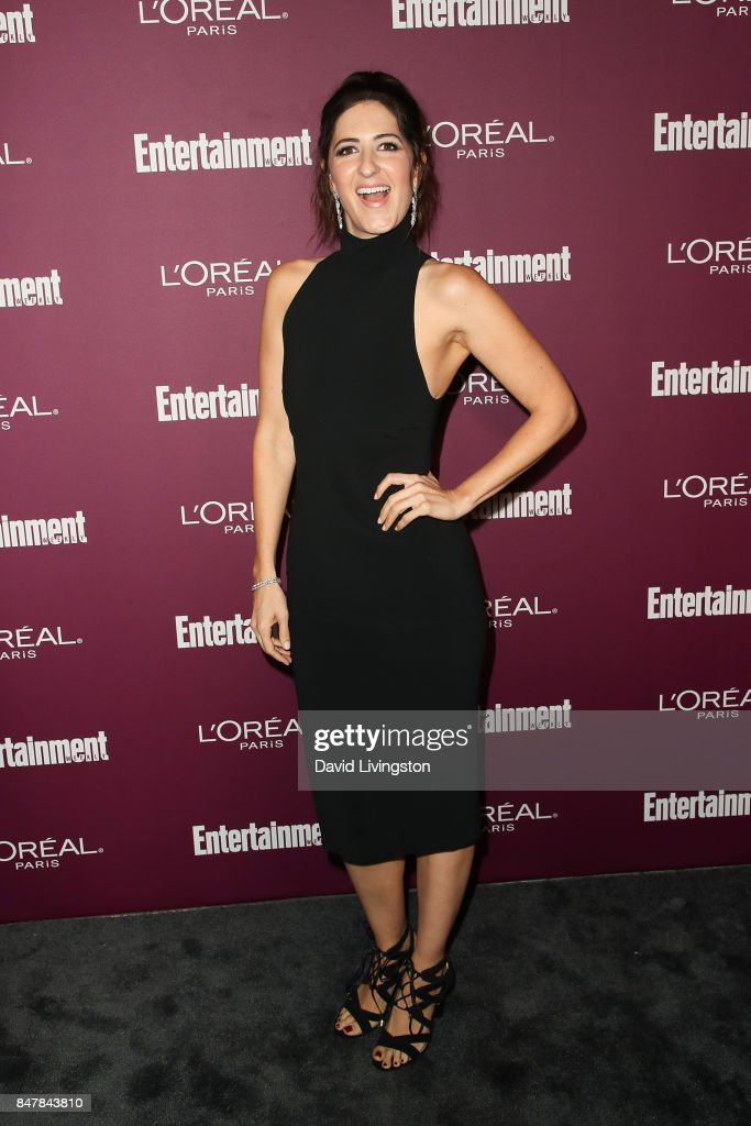 Entertainment Weekly's 2017 Pre-Emmy Party - Arrivals : News Photo