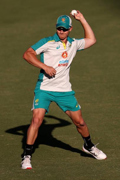 AUS: Australia v India - T20 Game 1