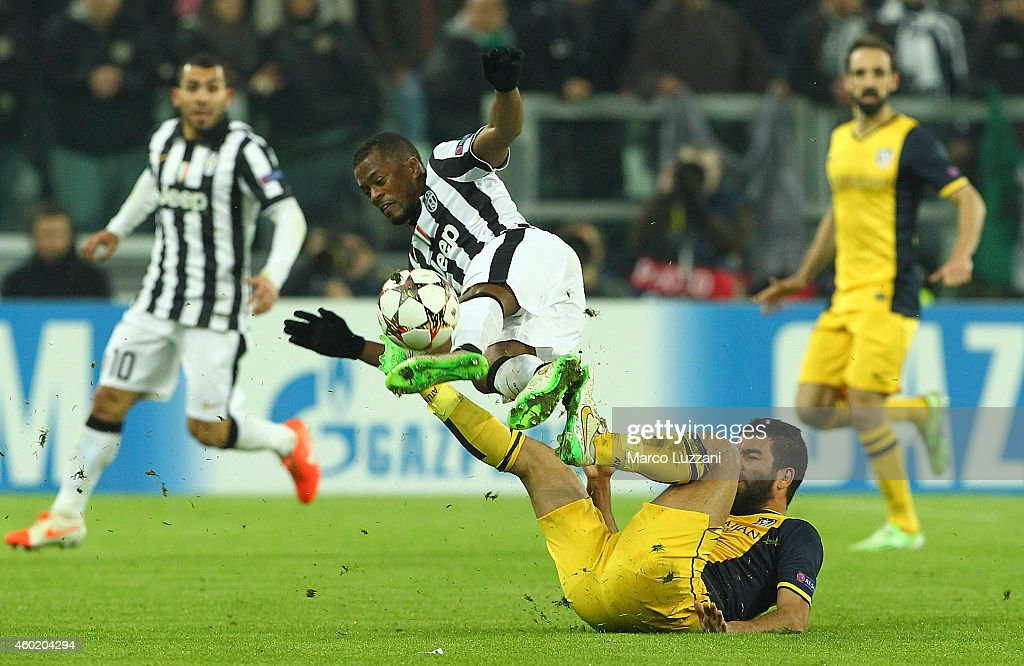 Juventus v Club Atletico de Madrid - UEFA Champions League