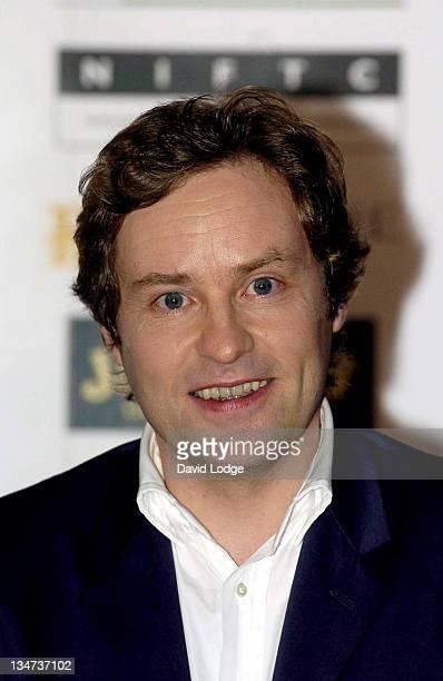 Ardal O'Hanlon during The Irish Film and Television Awards 2004 Pressroom at The Burlington Hotel in Dublin Ireland