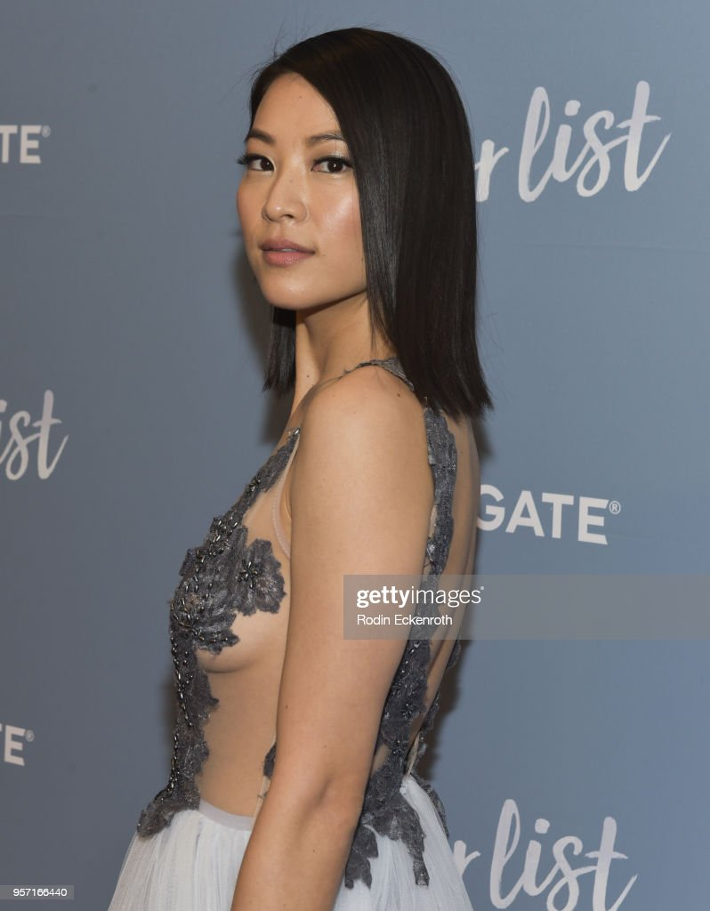 Arden Cho attends a special screening of 'The Honor List' at The London Hotel on May 10, 2018 in West Hollywood, California.