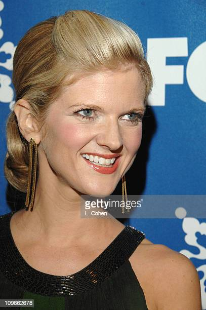 Arden Myrin during The Fox All-Star Winter 2007 TCA Press Tour Party - Red Carpet and Inside at Villa Sorriso in Pasadena, California, United States.