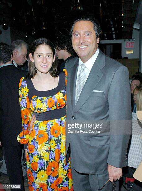 Arden Wohl and Larry Wohl during Stephen Petronio Benefit Event Opening Night of 'BLOOM' at the Joyce Theatre in New York City After Party at Pop...
