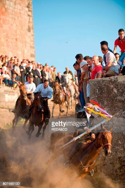 Ardia Sedilo Provincia di Nuoro Sardinia Italy