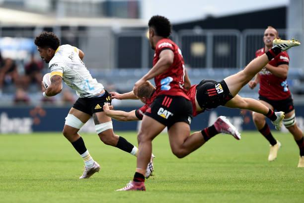 NZL: Super Rugby Aotearoa Rd 2 - Crusaders v Hurricanes