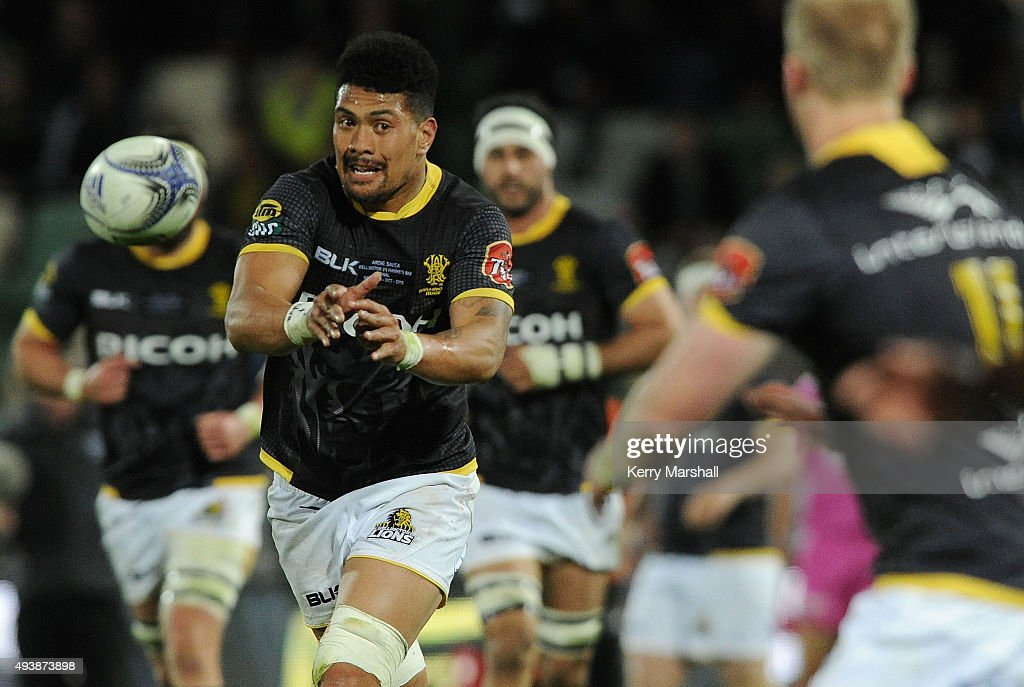 ITM Cup Championship Final - Hawke's Bay vs Wellington : News Photo