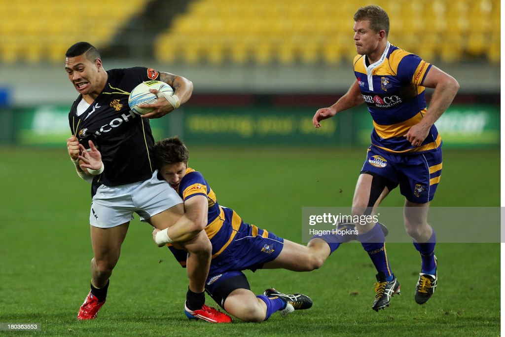 ITM Cup Rd 5 - Wellington v Bay of Plenty : News Photo