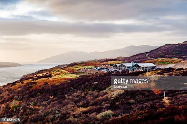 Ardnahoe Distillery, Islay, Schotland