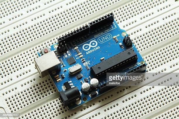 Arduino UNO microcontroller
