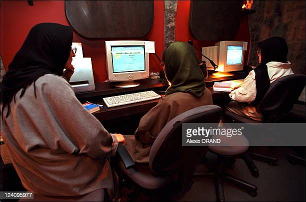 Are the mullahs losing their grip on Iran in Iran in June 2001 The first Iranian cybercafe opened in 1998 Four years later 400 cybercafe have opened...