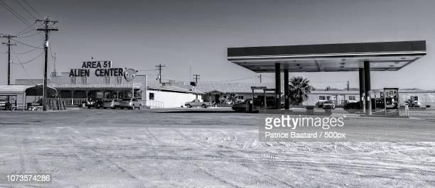 Area 51 Gaz Station