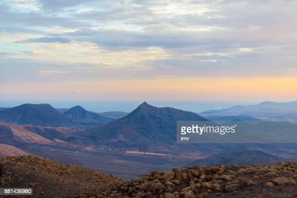 areguia mountain fuertevetura - atlantic islands stock pictures, royalty-free photos & images