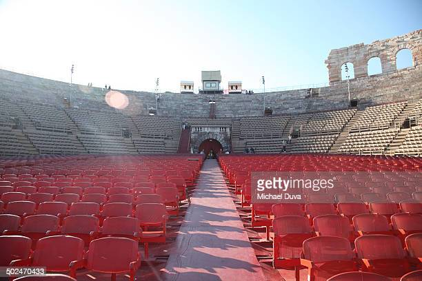 Arena di Verona, Arena of Verona Amphitheatre