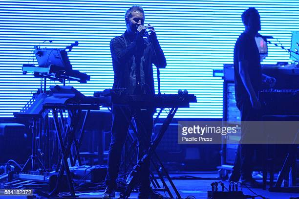 Arena Flegrea are back in Naples Massive Attack become famous for having invented a new genre of music trip hop indicating a dreamlike journey a trip...