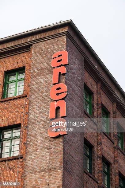 Arena Halle in Berin