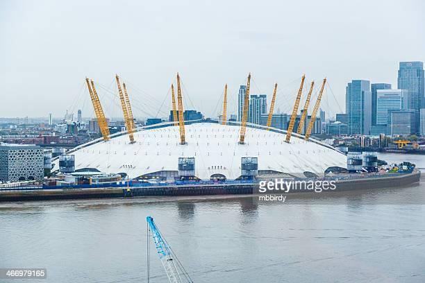 O2 Arena, Millenium Dome